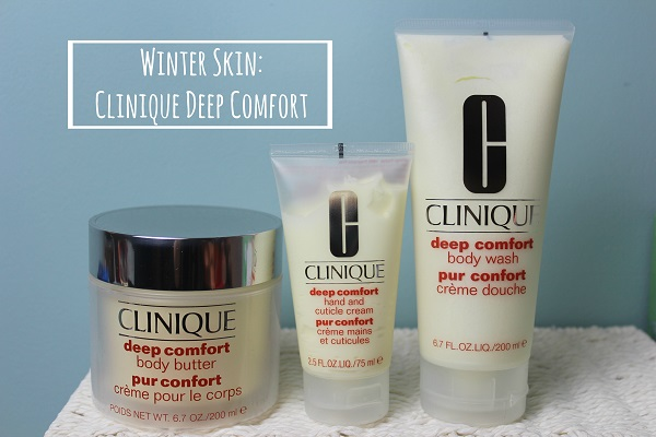 Clinique Deep Comfort Serisi